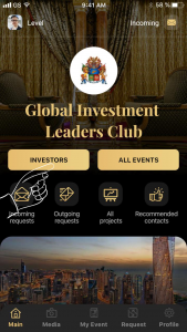 Connecting Leaders List of investors